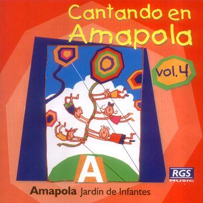 cantando en amapola vol 4 amapola jard n de infantes